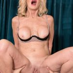 50PlusMilfs presents Kendall Rex (56) in Special cum delivery