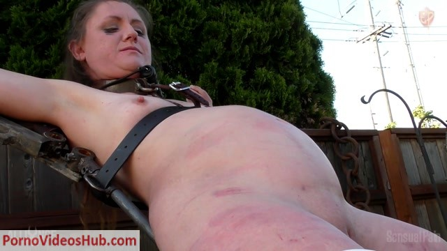 Watch Online Porn – Sensualpain presents Abigail Annalee in Racked Skewered in Paib (MP4, FullHD, 1920×1080)