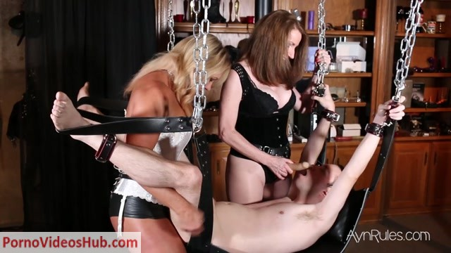 Watch Online Porn – SeriouslyAlpha presents Mistress Ayn in Double Fucked in the swing (MP4, FullHD, 1920×1080)