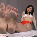 The Wolfe Sole Experience presents Foot slaves only edge for Dirty Feet