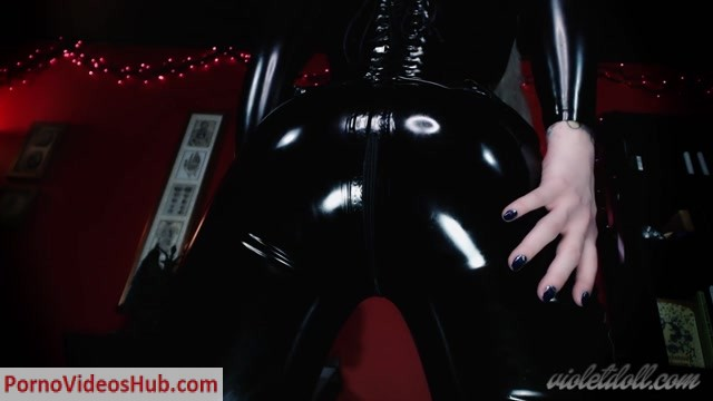 Watch Online Porn – Violet Doll in JOI for Batman (MP4, FullHD, 1920×1080)
