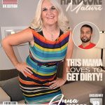 Mature.nl presents Anna Moore (43) in American curvy cougar doing her toyboy – 17.07.2018