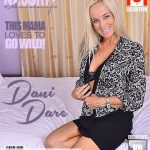 Mature.nl presents Dani Dare (49) in Hot Canadian housewife loves playing with her pussy – 03.07.2018