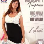 Mature.nl presents Lelani (EU) (49) in British hot temptress playing with herself – 20.07.2018