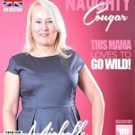 Mature.nl presents Michelle (EU) (46) in British temptress Michelle playing with herself – 10.07.2018