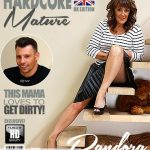 Mature.nl presents Pandora (EU) (57) in British mature Pandora doing her toyboy – 14.07.2018