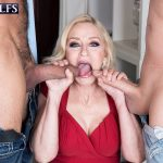 60PlusMilfs presents Robin Pachino gets DPd by her new neighbors – 12.07.2018