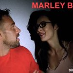Submissived presents Marley Brinx in Afraid Of The Dark But Not The Dick – 09.07.2018