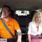 FakeDrivingSchool presents Barbies Sins hot wild anal ride – 30.07.2018
