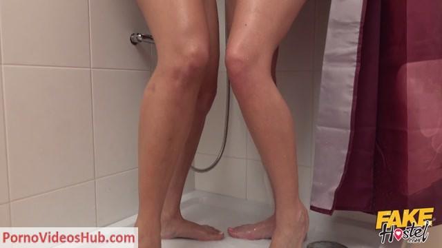 Watch Online Porn – FakeHostel presents Frida Sante, Georgie Lyall in Double Sucker Punch – 14.07.2018 (MP4, FullHD, 1920×1080)