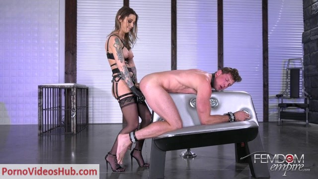 Watch Free Porno Online – FemdomEmpire presents Kleio Valentein – Stretched for Mistress – 20.07.2018 (MP4, FullHD, 1920×1080)