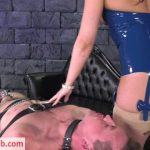 FemdomEmpire presents Whitney Wright – Steel Cock Tease – 04.07.2018