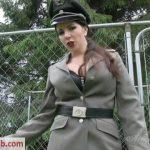 Goddess Alexandra Snow in Internment Camp