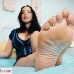 Goddess Alexandra Snow in More Feet, More Poppers