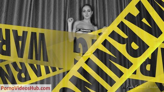 Watch Online Porn – Goddess Christina in ENTER the DANGER Zone: Slave Task  Instructions (MP4, FullHD, 1920×1080)