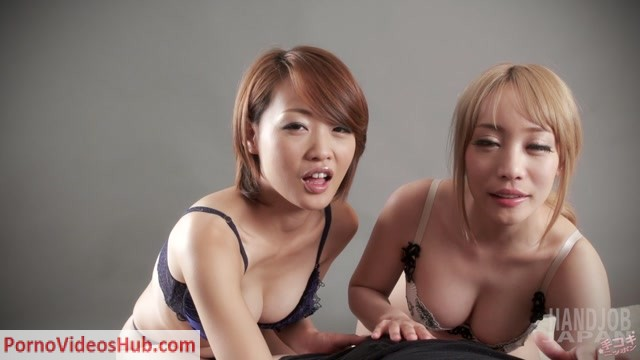 Watch Online Porn – HandjobJapan presents Airi Mashiro and Ayumi Kuroki double handjob (MP4, FullHD, 1920×1080)