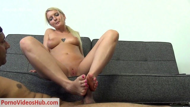 Watch Online Porn – JERKYGIRLS presents Jemma Valentine in Jemmas Foot Domination (MP4, FullHD, 1920×1080)