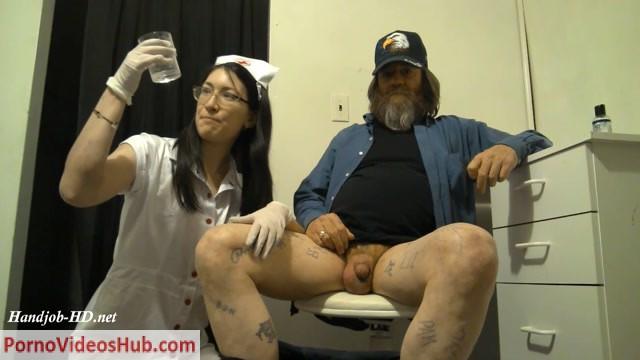 Watch Online Porn – Liz Lovejoy in Nurse Liz Collects PreCum NURSE FETISH (MP4, FullHD, 1920×1080)