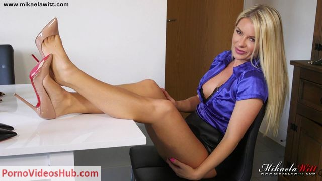 Watch Online Porn – Mikaela Witt in Heels and Legs Therapy (MP4, HD, 1280×720)