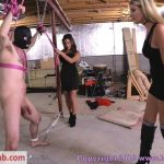 Bratprincess presents Chichi & Chloe in Kicked until Out, then Kicked even More!