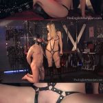 The English Mansion presents Mistress Sidonia in Lucky Licky Boy