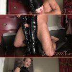 Fetish Fuckery presents Mistress T in Leg Fucker Devotion – Boot Humping