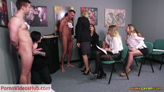 Watch Online Porn – PureCFNM presents Amy Goodhead, Crystal Coxxx, Crystal Smith, Elouise Lust, Nicola Kiss, Rhiannon Ryder in Bidding On Cock (MP4, FullHD, 1920×1080)