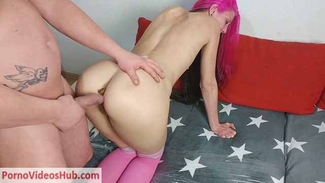 Watch Online Porn – Scat – Shit and fucked in the ass (MP4, FullHD, 1920×1080)