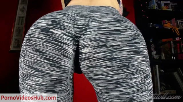 Watch Online Porn – VIOLET DOLL in Leggings Ass Addiction (MP4, HD, 1280×720)