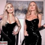 Violet Doll in Double CBT – Featuring Stella Sol