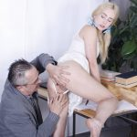 TrickyOldTeacher presents Effy Sweet in Teacher gives sweet blonde a private sex lesson – 27.07.2018