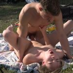 ClubSeventeen presents Alex Diaz – Horny young couple fucking in a tent