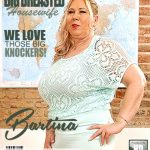 Mature.nl presents Bartina (53) in big breasted mature BBW Bartina fingering herself – 19.08.2018