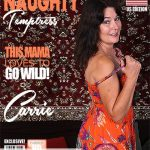 Mature.nl presents Carrie M. (54) in American housewife Carrie fingering herself – 14.08.2018