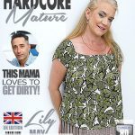 Mature.nl presents Lily May (EU) (49) in British big breasted lady fucking and sucking – 18.08.2018