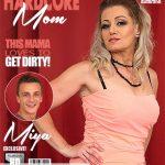 Mature.nl presents Miya (48) in horny MILF doing her toyboy – 30.08.2018
