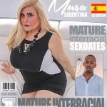 Mature.nl presents Musa Libertina (EU) (53) in Spanish big breasted lady goes interracial – 21.08.2018