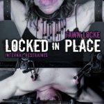 Infernalrestraints presents Fawn Locke in Locked in Place – 10.08.2018