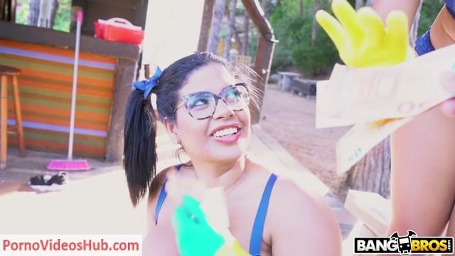 Watch Online Porn – BangBros – MyDirtyMaid presents Sheila Ortega, Kesaa Ortega in 2 Big Asses Is Better Than One – 28.08.2018 (MP4, HD, 1280×720)