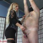 CruelHandjobs presents Mistress Zita in It grows in her hands
