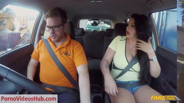 Watch Online Porn – FakeDrivingSchool presents Anissa Jolie in Big boobed Hungarian creampied – 27.08.2018 (MP4, FullHD, 1920×1080)