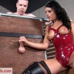 FemdomEmpire presents Adriana Chechik in owning his balls