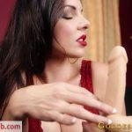 Goddess Alexandra Snow – Just A Touch