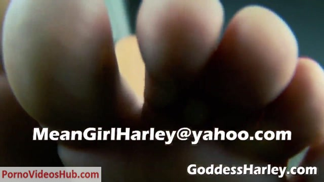 Watch Online Porn – Goddess Harley – Last Feet On Earth (MP4, FullHD, 1920×1080)