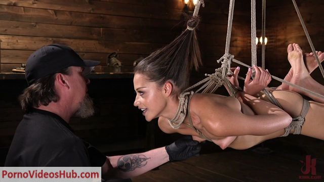 Watch Online Porn – Hogtied presents Petite Slut Avi Love Is Bound, Tormented, And Made To Cum – 02.08.2018 (MP4, HD, 1280×720)