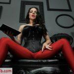 HumiliationPOV – Goddess Alexandra Snow – Fuck The Bible, Fuck Your God, Devote Yourself To Me