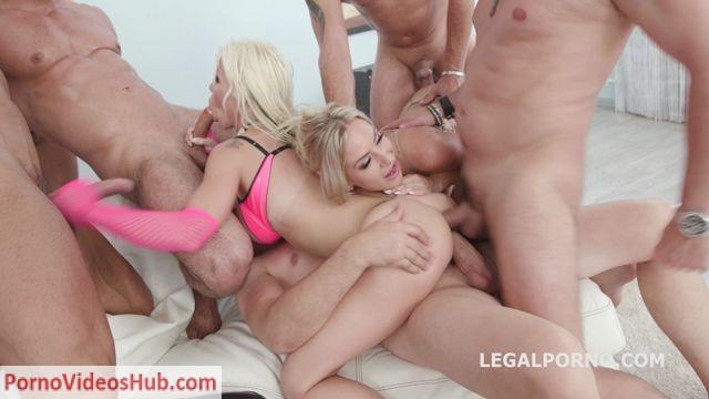 LegalPorno presents Just Beauty #2 Natalie Cherie & Barbie Sins ...