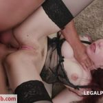 LegalPorno presents Monsters of TAP Anna de Ville gets Balls Deep DAP, TP, TAP, Big Gapes, Swallow GIO734 – 09.08.2018