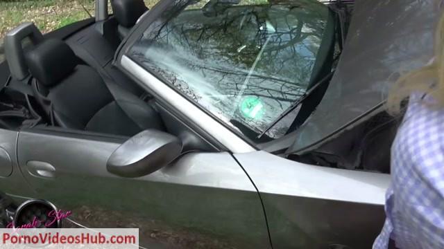 Watch Online Porn – ManyVids presents Sarah_Star in car salesman fucks my holes and cum (MP4, HD, 1280×720)