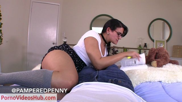 Watch Online Porn – Miss Penny Barber in Twin Sis Needs Study Stress Relief (MP4, FullHD, 1920×1080)